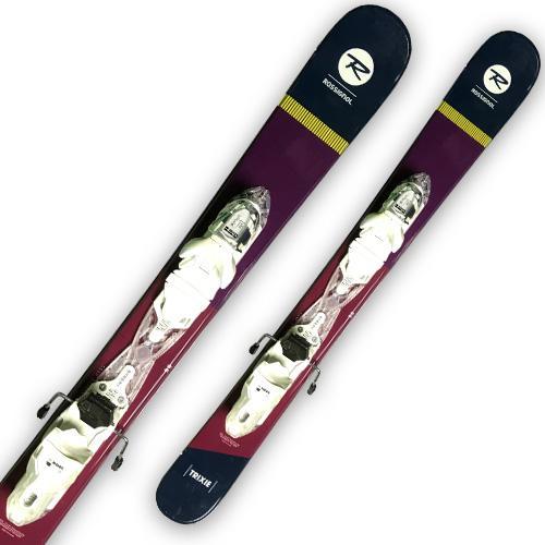 【予約販売中】 ROSSIGNOL ( ロシニョール スキー板 ) ファンスキー・スキーボード 【2019-2020】 MINI TRIXIE 99 + XPRESS W10 B93
