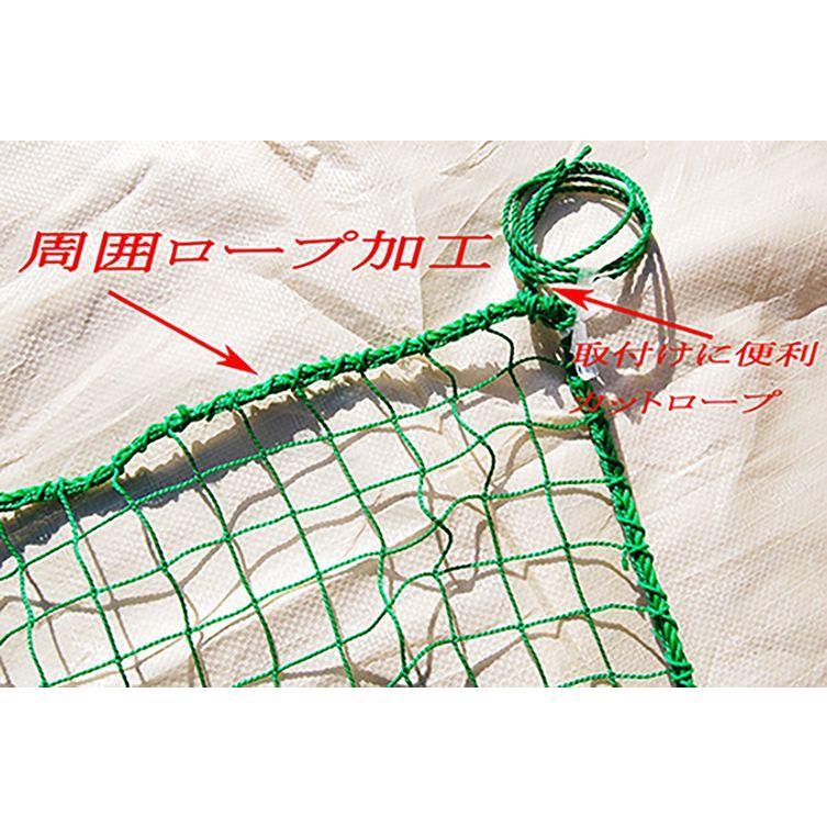 野球ネット(軟式用)2m×8m