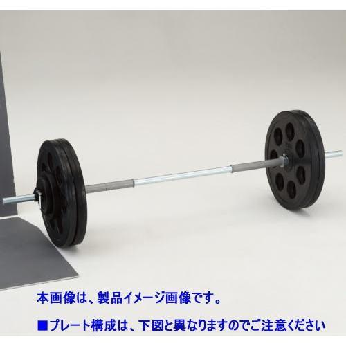 人気特価激安 DANNO ダンノ D-5002 穴付ラバーバーベルST28 30kgセット(φ28mm) D-5002, Mプライス:575897ae --- airmodconsu.dominiotemporario.com