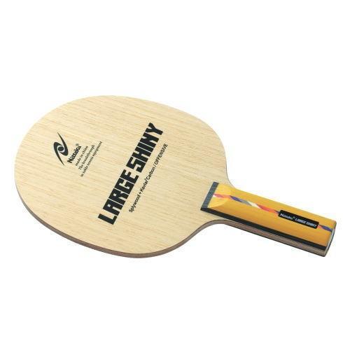 ニッタク Nittaku 卓球ラケット ラージシャイニー ラージボール用シェークハンド NC-0406 STストレート
