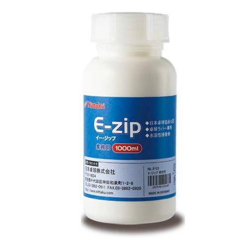 ニッタク Nittaku 卓球ラバー用水溶性接着剤 E-ジップ業務用 NL-9103 1000ml