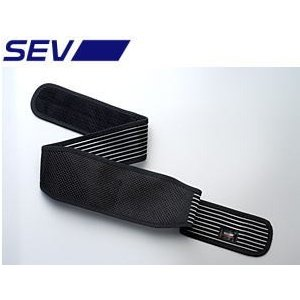 セブ SEV HPウエストベルト ブラック(M-100cm)