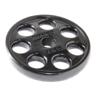 【予約販売品】 IVANKO イヴァンコ φ50mmオリンピックラバーイージーグリッププレート ROEZH-10kg, web-carshop 882102be