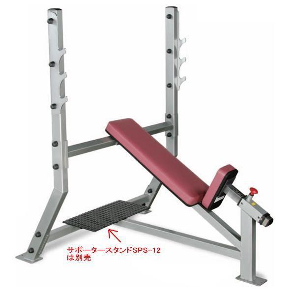 ビッグ割引 ボディソリッド Body Solid インクラインオリンピックベンチ SIB-359G 筋トレマシン<在庫僅少>, アダチマチ 9a8cf074