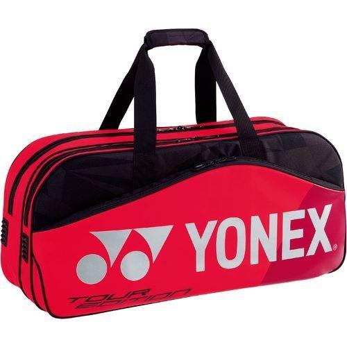 YONEX ヨネックス テニス トーナメントバッグ ラケット2本収納 BAG1801W 596 フレイムレッド