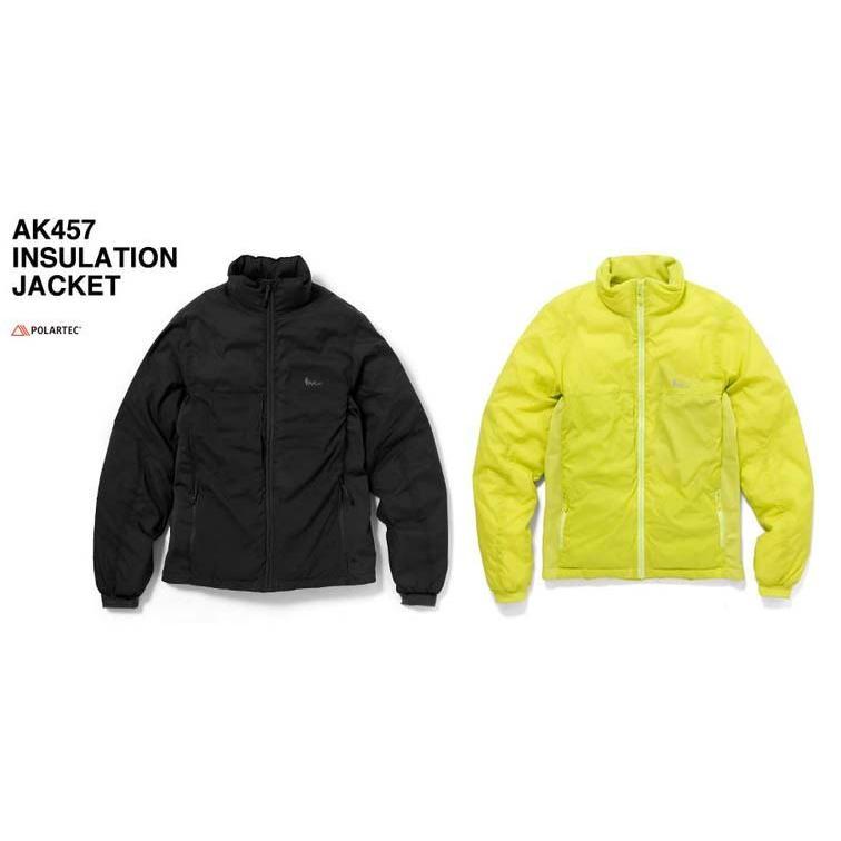 14-15 2015 BURTON AK457 INSULATION JACKET TRUE 黒/NEON 黄 バートン インスレーションジャケット 即日発送可能/日本正規品
