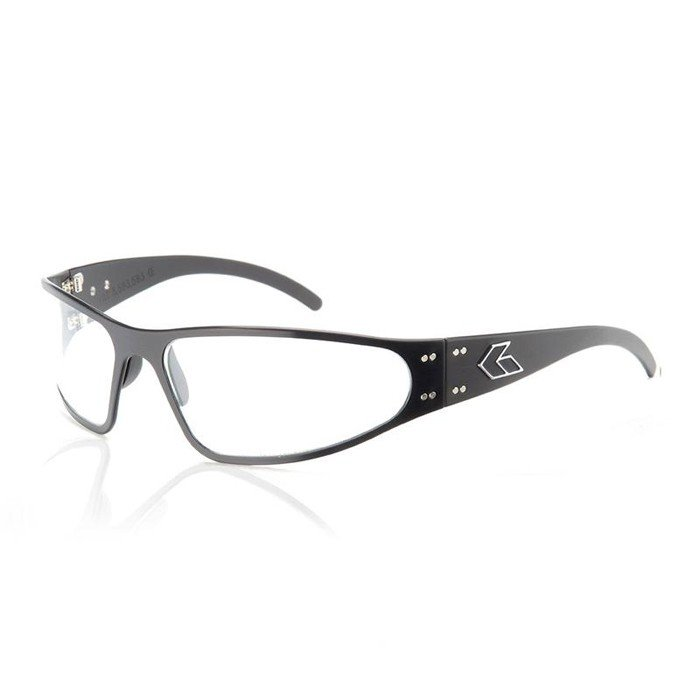 GATORZ WRAPTOR 黒 Frame/Clear Lens WRABLK06 ゲイターズ サングラス ミリタリー バイク サバイバルゲーム