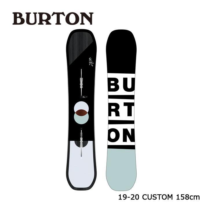 好きに バートン スノーボード 板 19-20 BURTON CUSTOM CAMBER 158 カスタム キャンバー 日本正規品, 石下町 365c24a5