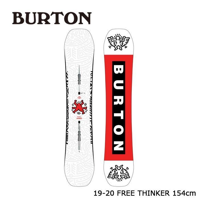 『3年保証』 バートン スノーボード 板 154 19-20 BURTON 板 FREE FREE THINKER 154 フリーシンカー 日本正規品, かわいい!:6e94901f --- airmodconsu.dominiotemporario.com