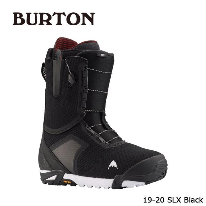 クーポンで更に10%OFF 特典あり バートン ブーツ 19-20 BURTON SLX 黒 エスエルエックス 日本正規品 予約