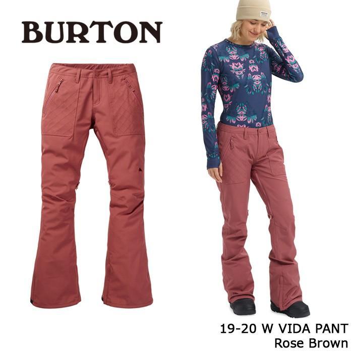世界的に バートン ウェア パンツ 19-20 BURTON WOMEN'S VIDA PANT Rose Brown 日本正規品, ギフトと雑貨のお店 デコプリティ 2e3ddac8