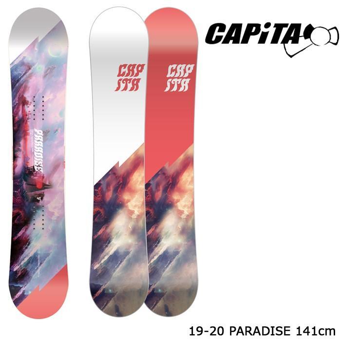 人気の キャピタ スノーボード 板 19-20 CAPITA キャピタ PARADISE パラダイス CAPITA 141 パラダイス 日本正規品, AFTBS:c916e942 --- airmodconsu.dominiotemporario.com