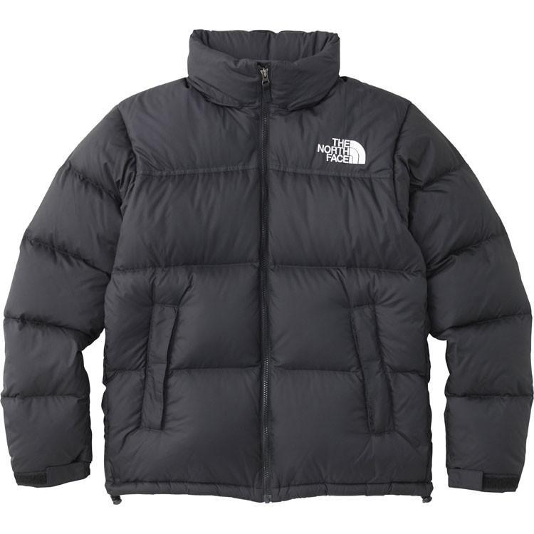 高品質 THE NORTH FACE ノースフェイス メンズ ダウンジャケット Nuptse Jacket ヌプシジャケット (メンズ) ND91841-K ブラック, BLACKANNY a9010de2
