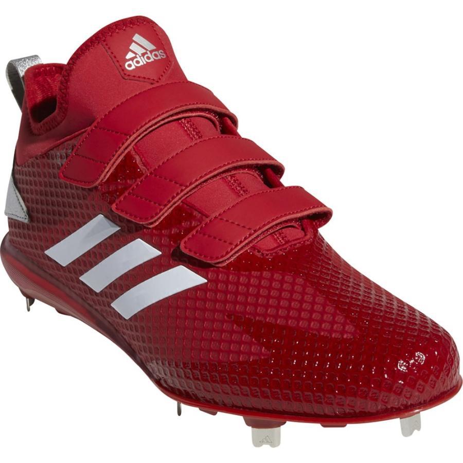 adidas アディダス アディゼロ スピード8 LOW EF0237 パワー赤/クリスタ