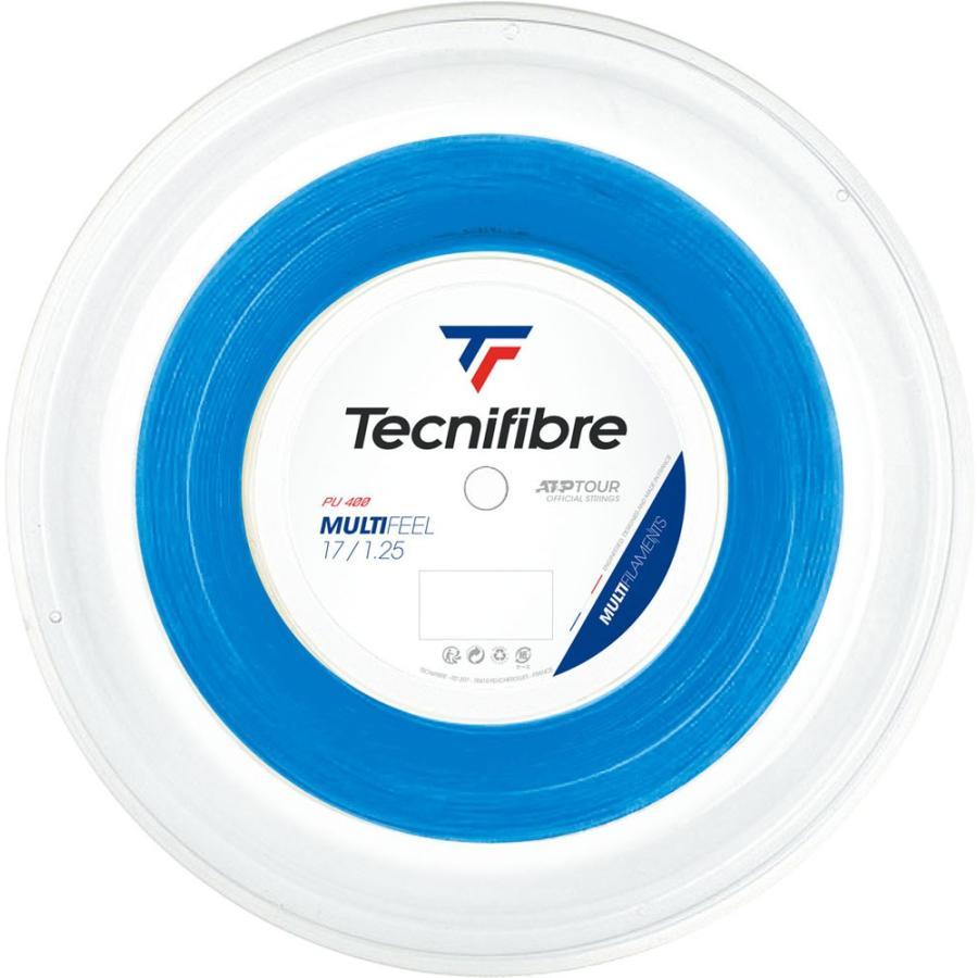良質  Tecnifibre DB MULTIFEEL テクニファイバー MULTIFEEL TFR220 1.25mm ロール200m TFR220 DB, ローレル ファッション:1ccf0019 --- airmodconsu.dominiotemporario.com