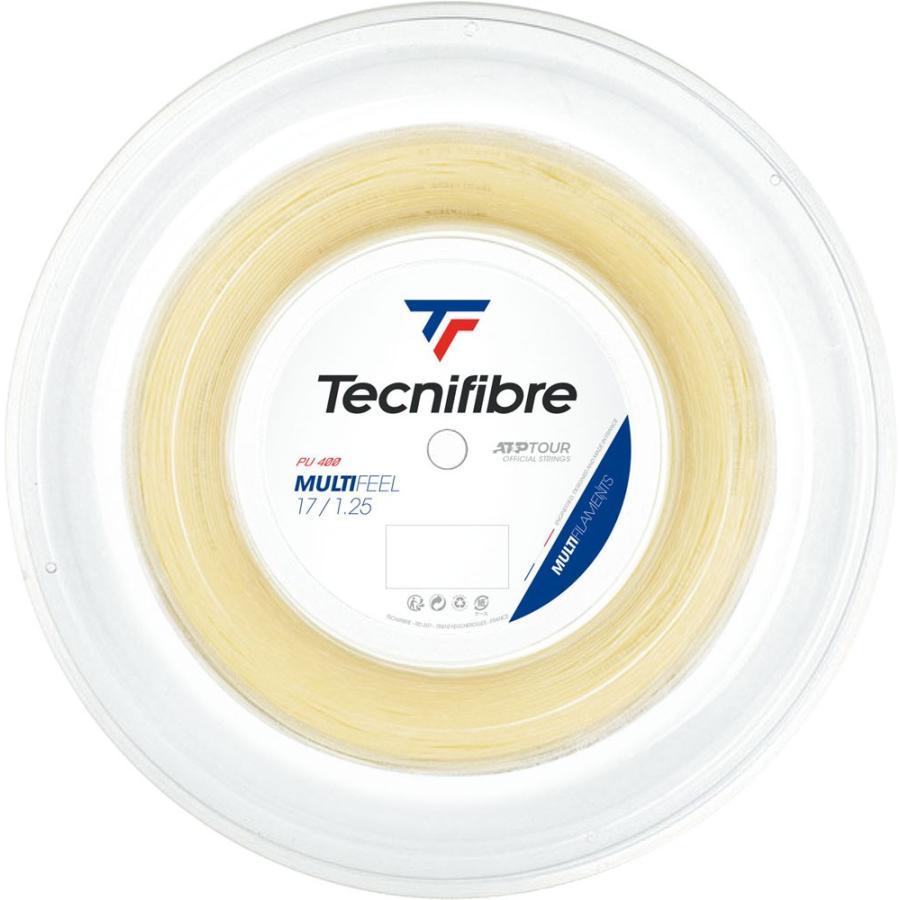 高価値 Tecnifibre テクニファイバー MULTIFEEL MULTIFEEL 1.25mm ロール200m NA ロール200m TFR220 NA, 【正規品直輸入】:69af06c2 --- airmodconsu.dominiotemporario.com