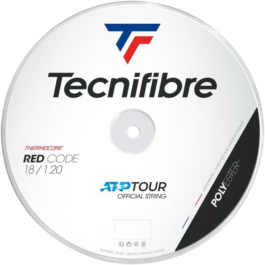 古典 Tecnifibre テクニファイバー RED CODE 1.20mm ロール200m TFR415 レッド, 郵便ポストのジューシーガーデン f88037d6