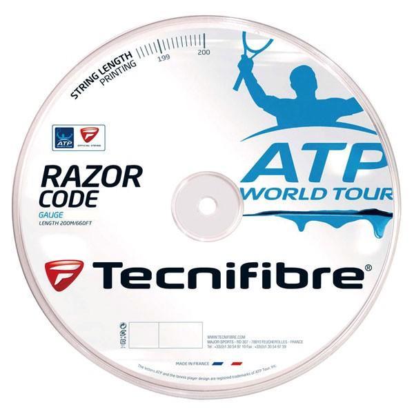 Tecnifibre テクニファイバー レーザーコード 1.25mm TFR514 カーボン