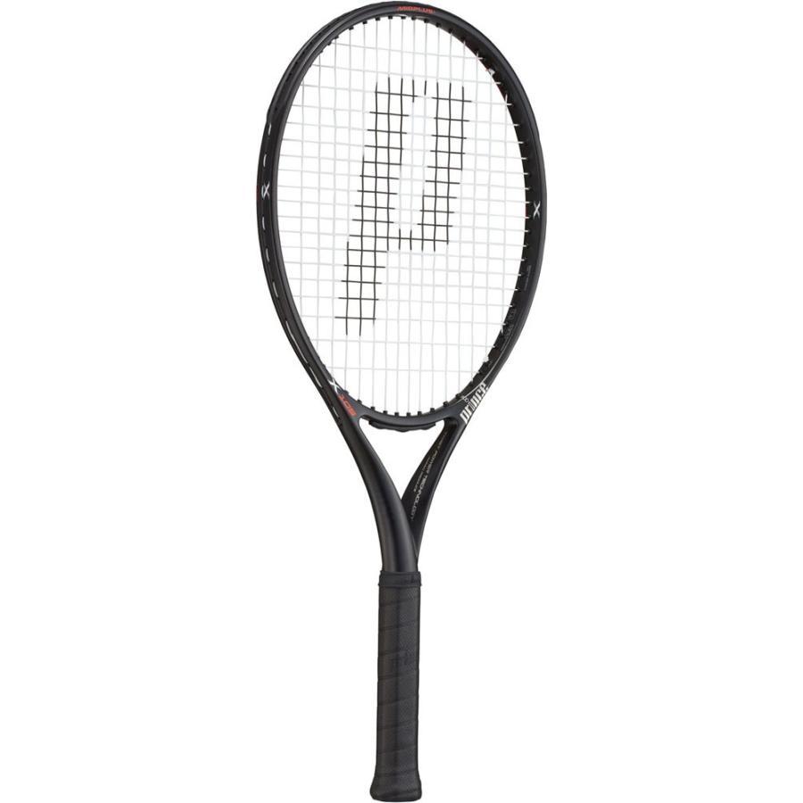 新しい到着 Prince プリンス テニスラケット エックス105 左利き用 ブラック 290g Prince 左利き用 テニスラケット 7TJ082, brandshop urukau:5aaa6669 --- odvoz-vyklizeni.cz