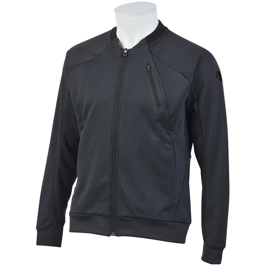 デサント DESCENTE (メンズ) HEAT NAVI ACTIVE SUITS ジャケット DAT2765 ブラック