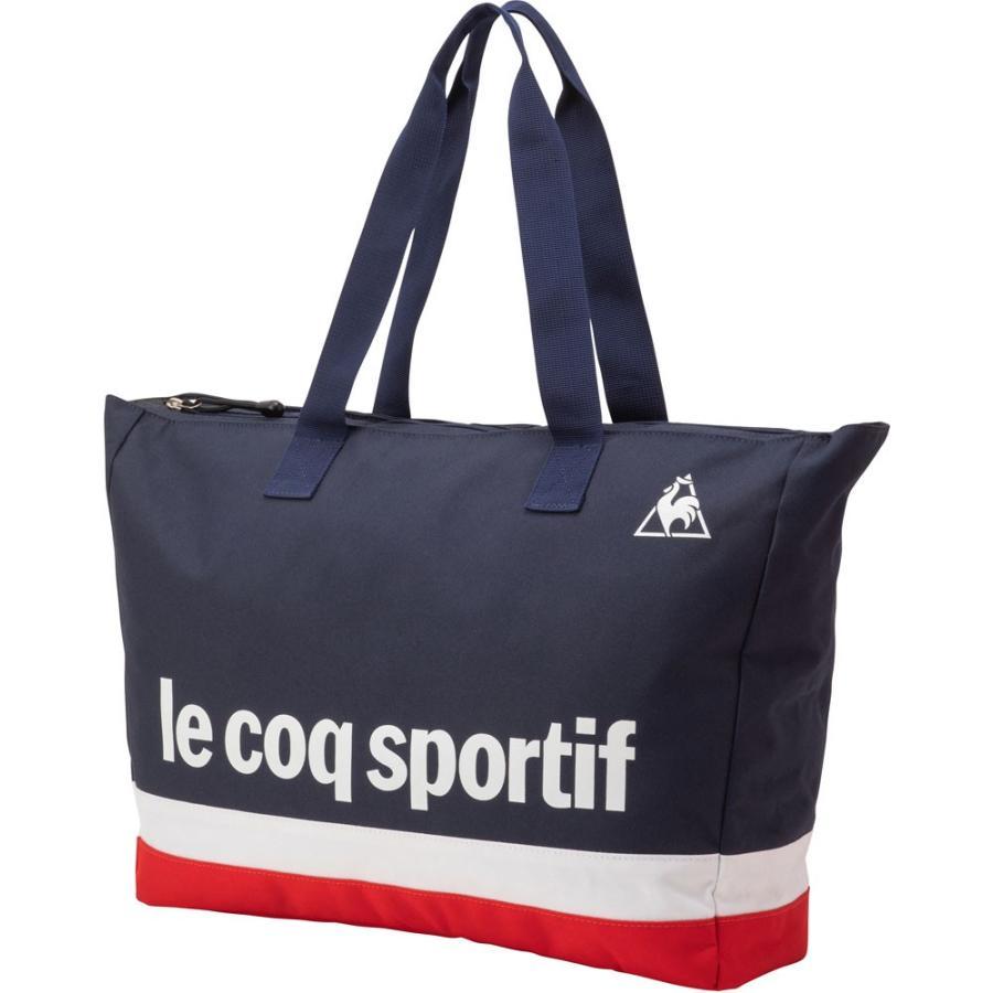 le coq sportif ルコック ラケットトートバッグ QTANJA05 ネイビー