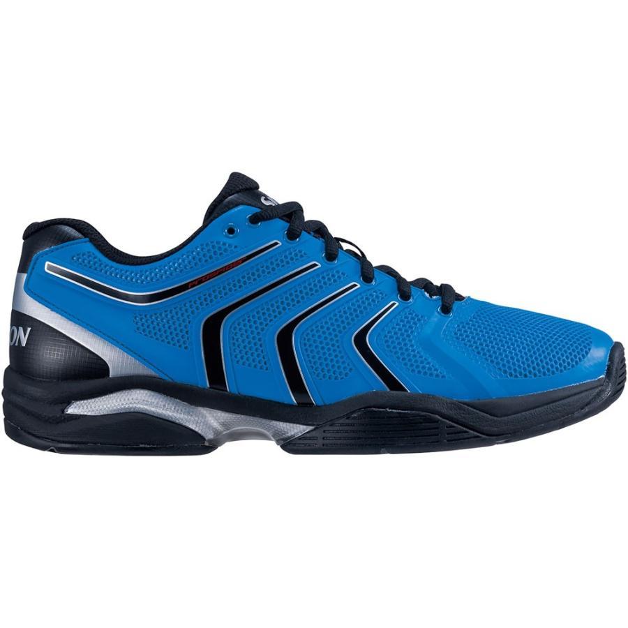 SRIXON スリクソン 【メンズ テニスシューズ】 プロスパイダー2 メンズ オールコート ブルー×ブラック SRS160MBB