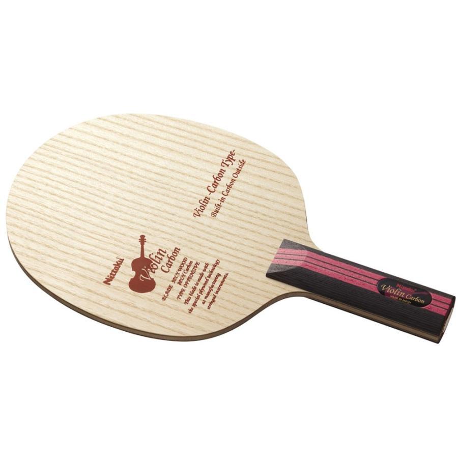 ニッタク Nittaku (卓球 シェークラケット) バイオリンカーボンST NC0431