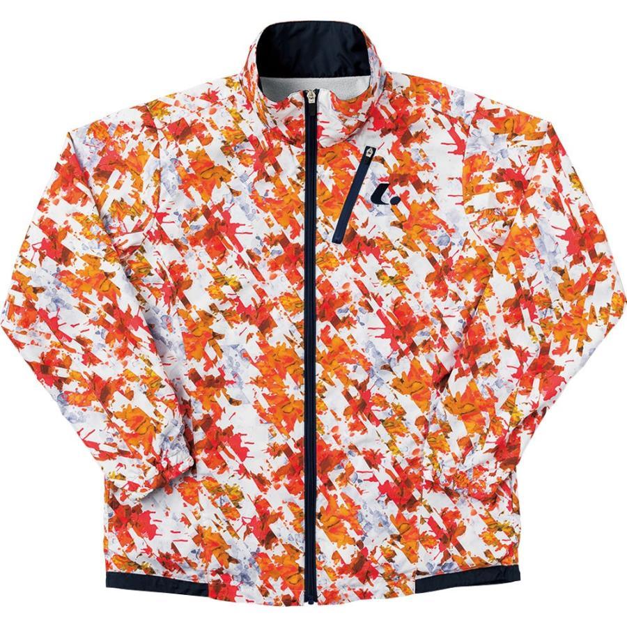LUCENT ルーセント レディース ウインドウォーマーシャツ オレンジ XLW6352