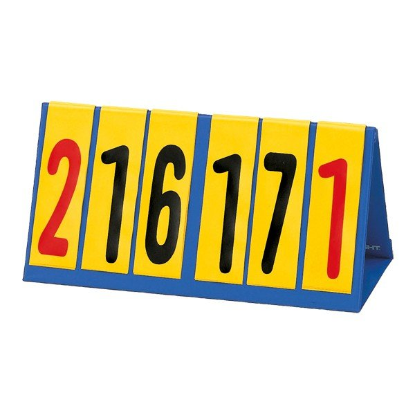 トーエイライト 卓球ハンディ得点板 B6305