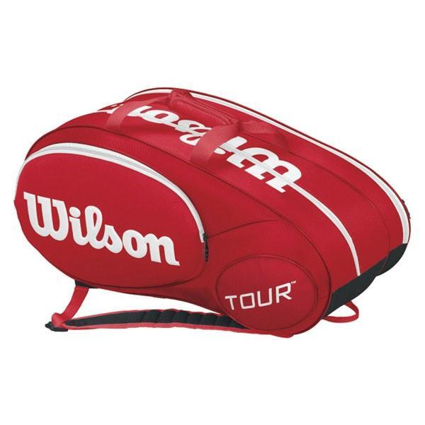 Wilson ウイルソン MINI TOUR 6PK BAG ミニツアー6PKバッグ(ジュニア用ラケットバッグ) WRZ642506