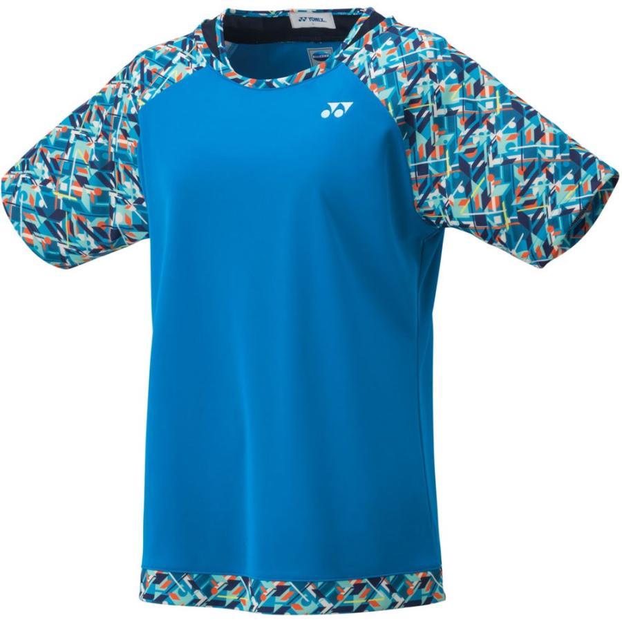 Yonex ヨネックス ゲームシャツ レディース 20438 インフィニットブルー