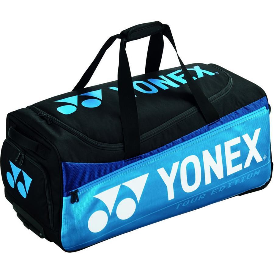 【限定セール!】 Yonex ヨネックス キャスターバッグ BAG2000C BAG2000C ヨネックス Yonex ディープブルー, ストリーム:a61b4807 --- airmodconsu.dominiotemporario.com