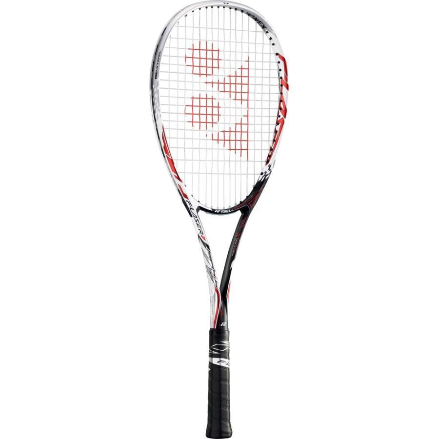 Yonex ヨネックス 【ソフト(軟式)テニスラケット(フレームのみ)】 エフレーザー7V FLR7V レッド