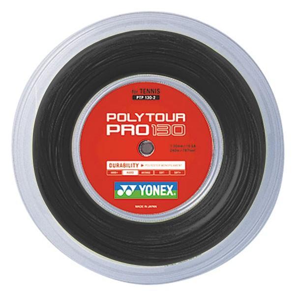 格安SALEスタート! Yonex ヨネックス PTP1302 ヨネックス ポリツアープロ130(240m) Yonex PTP1302 グラファイト, 刃物道具の専門店 ほんまもん:8bed3895 --- airmodconsu.dominiotemporario.com