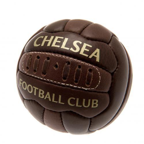 Chelsea F.C. Retro Heritage Mini Ball / チェルシーFCレトロ遺産ミニボール