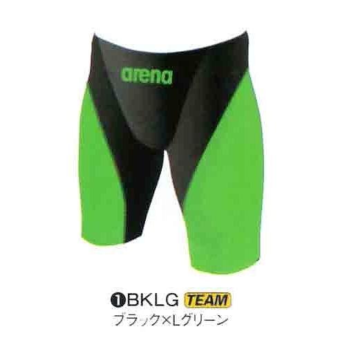 【特別価格・35%OFF】アリーナ 競泳水着 ARN7011M BKLG サイズ男S ハーフスパッツ FINA承認 2019年春夏モデル