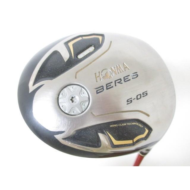 本間ゴルフ ベレス BERES S-05 2星 2S ドライバー 10.5度 ARMRQ∞ 61(S)