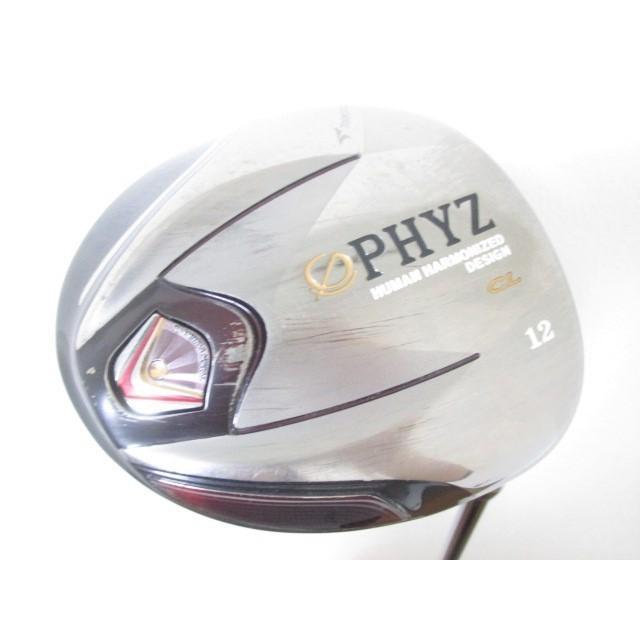 レディース ブリヂストン ツアーステージ ファイズ PHYZ ドライバー 12度 PZ-401W(A)