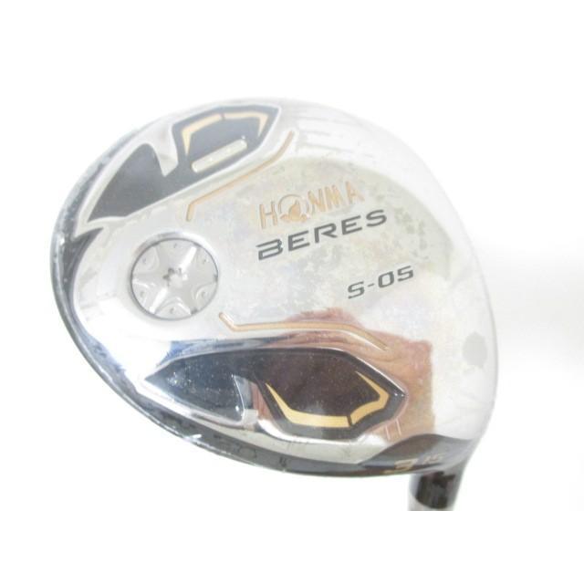 超激安 未使用 本間ゴルフ ベレス 本間ゴルフ BERES S-05 S-05 2星 ベレス 2S フェアウェイ 3w-15度 ARMRQ∞48(SR), 【公式】バッグ通販TORATO:7fb8990f --- airmodconsu.dominiotemporario.com