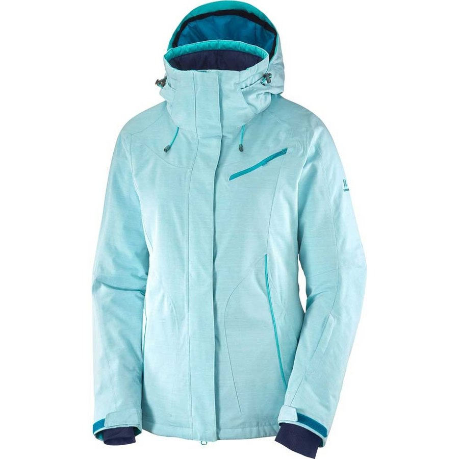 安価 SALOMON(サロモン) LC1213700 FANTASY W FANTASY JKT W レディース スキージャケット ファンタジー ジャケット, ミツチョウ 26f13307