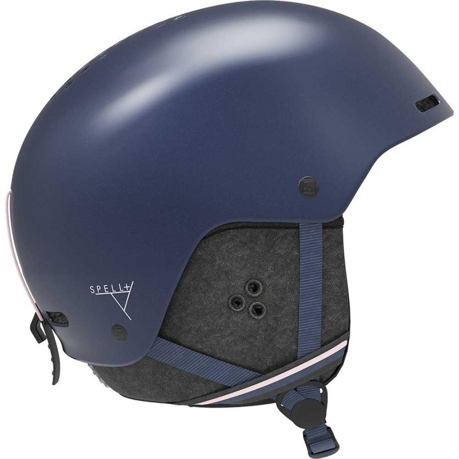 SALOMON(サロモン) L40840000 SPELL+ SPELL+ レディース スノーヘルメット フリーライド