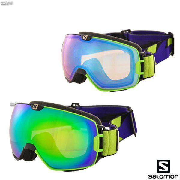 SALOMON(サロモン) L35569100 X-MAX ASIAN FIT スキー/ボード用□GRN