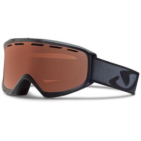 GIRO(ジロ) INDEX OTG 大人用 メガネ対応 偏光ローズレンズ スノーゴーグル 透過率17%