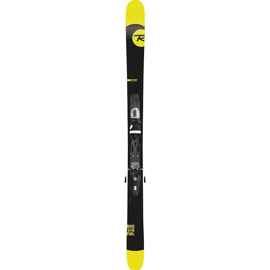 ROSSIGNOL(ロシニョール) RAEQE01/RCDA028 SMASH7 AXIUM100 スキー板 ビンディングセット オールラウンド