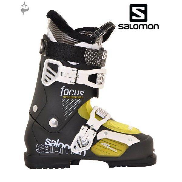 公式の店舗 SALOMON(サロモン) L32600200 FOCUS 楽々エントリースキーブーツ 初級〜中級 ワイドラスト 25.5cm, MORIDEN 3e1f5a0d
