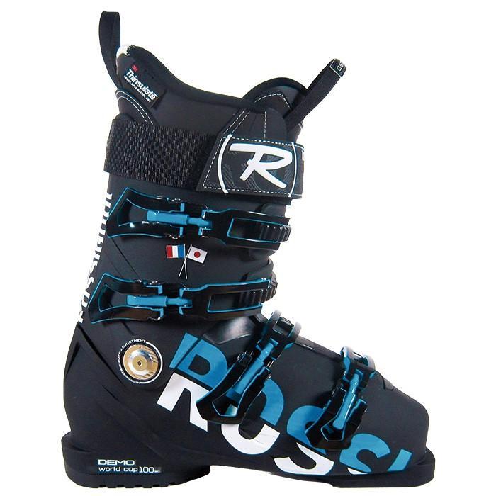 ファッションの ROSSIGNOL(ロシニョール) RBG2610 DEMO 100 SC デモスキー スキーブーツ ショートカフ, ペットビジョン 3cab8f25