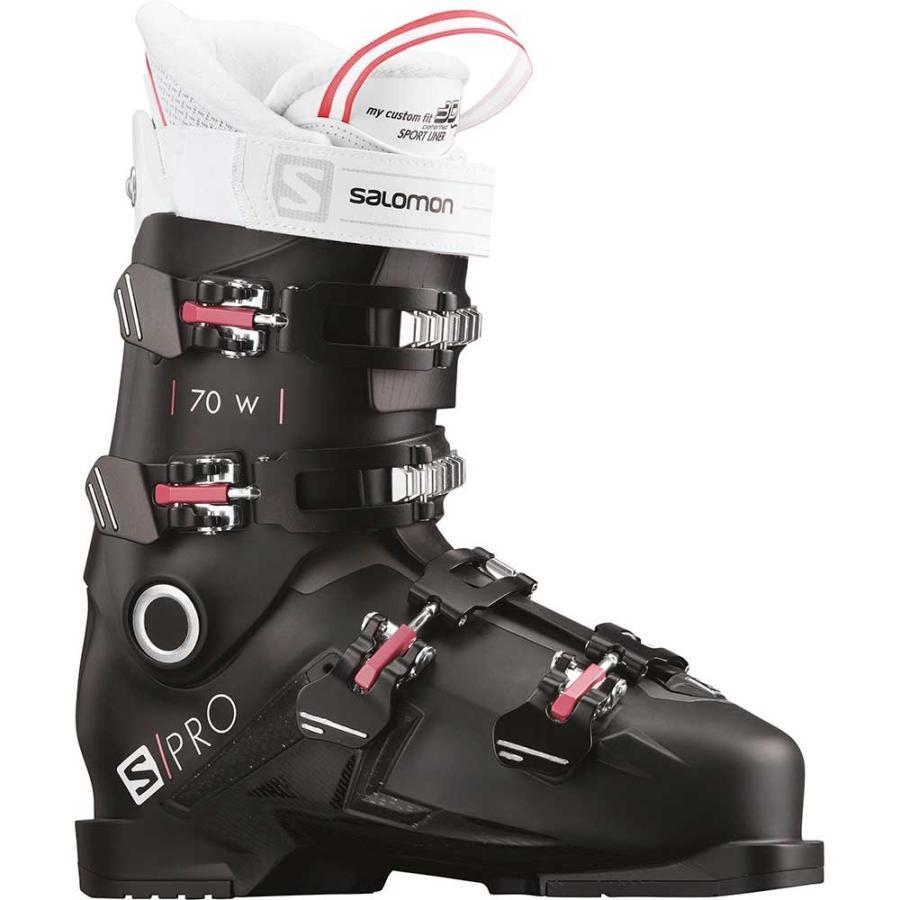 暮らし健康ネット館 SALOMON(サロモン) L40876000 PRO70W S/PRO 70 W レディース スキーブーツ, ドリームモバイル d5405e47