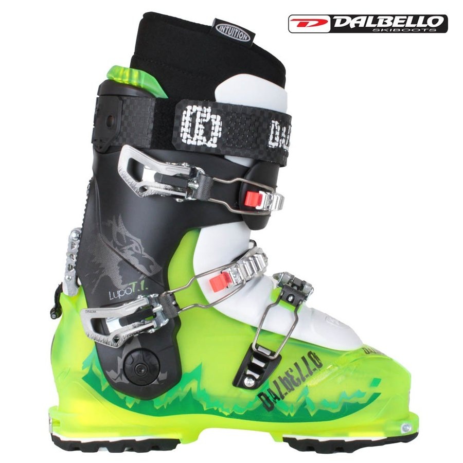 大注目 DALBELLO(ダルベロ) DKLUTI6I 16-17 スキーブーツ LUPO T.I. I.D.(ルポ T.I. I.D.), スマイルわん 45eeff1c