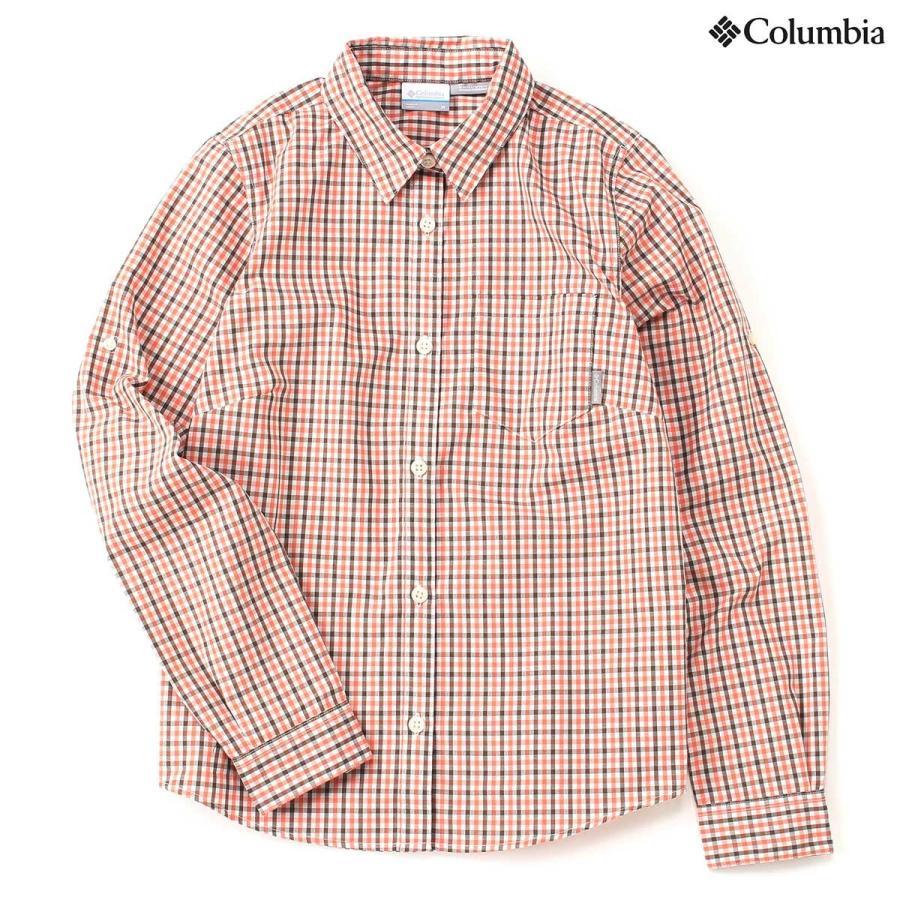 Columbia(コロンビア) PL7980 ローザループWs ロングスリーブシャツ Rosa Loop