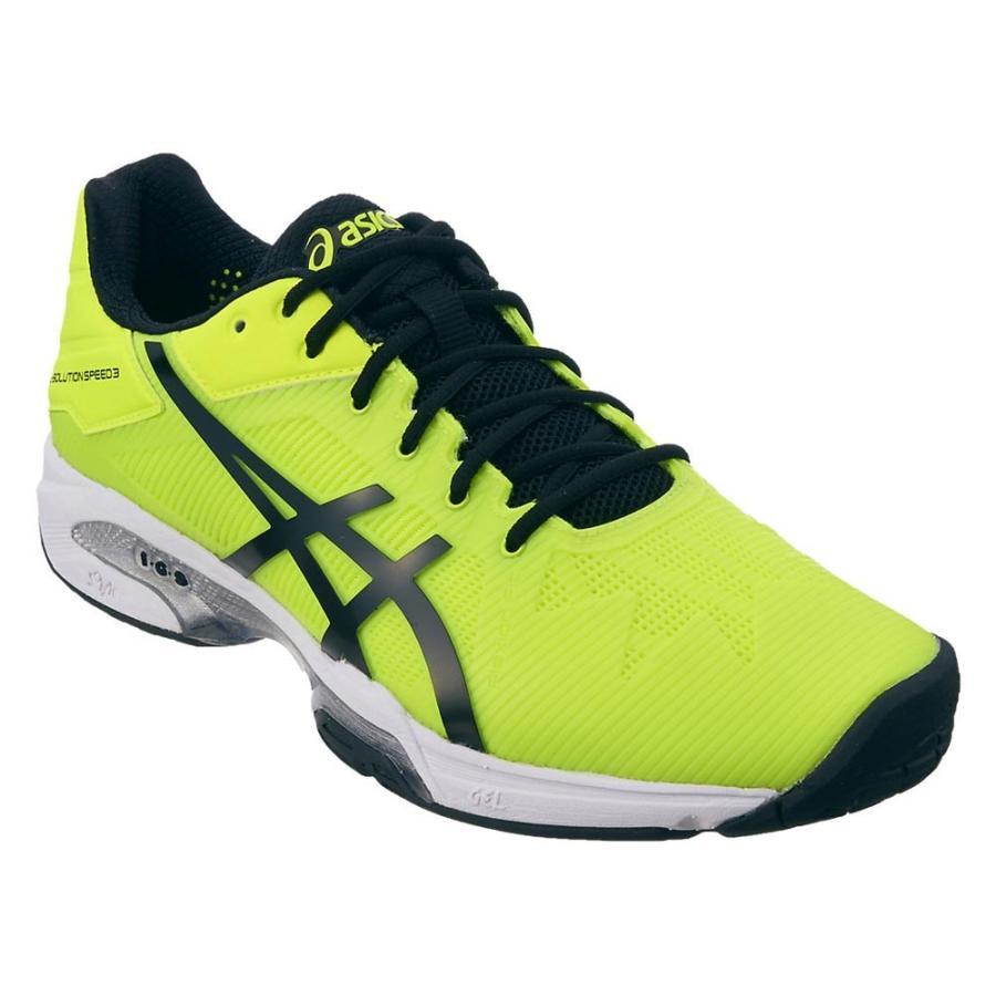 ASICS(アシックス) TLL768 ゲルソリューション スピード 3 OC メンズ テニスシューズ オムニ クレーコート